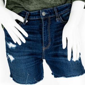 Hollister Super Skinny High Waist Shorts